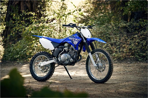 2019 Yamaha TT-R125LE in Greenville, North Carolina