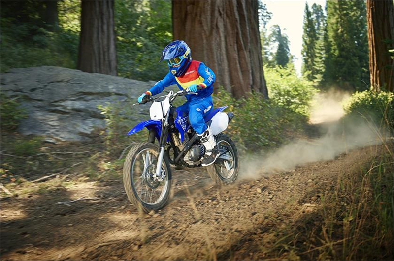 2019 Yamaha TT-R125LE in Goleta, California - Photo 6