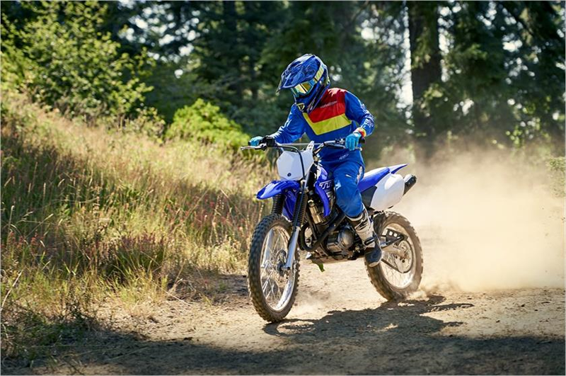 2019 Yamaha TT-R125LE in Tamworth, New Hampshire - Photo 8