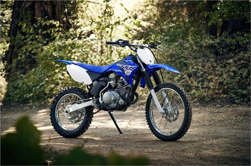 2019 Yamaha TT-R125LE in Saint Helen, Michigan - Photo 4