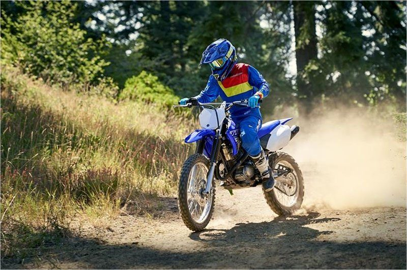 2019 Yamaha TT-R125LE in Saint Helen, Michigan - Photo 8