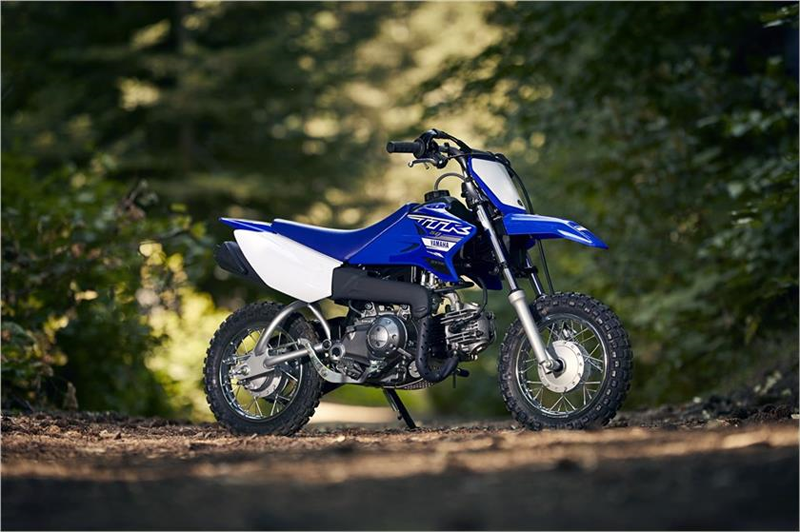 2019 Yamaha TT-R50E in Tamworth, New Hampshire