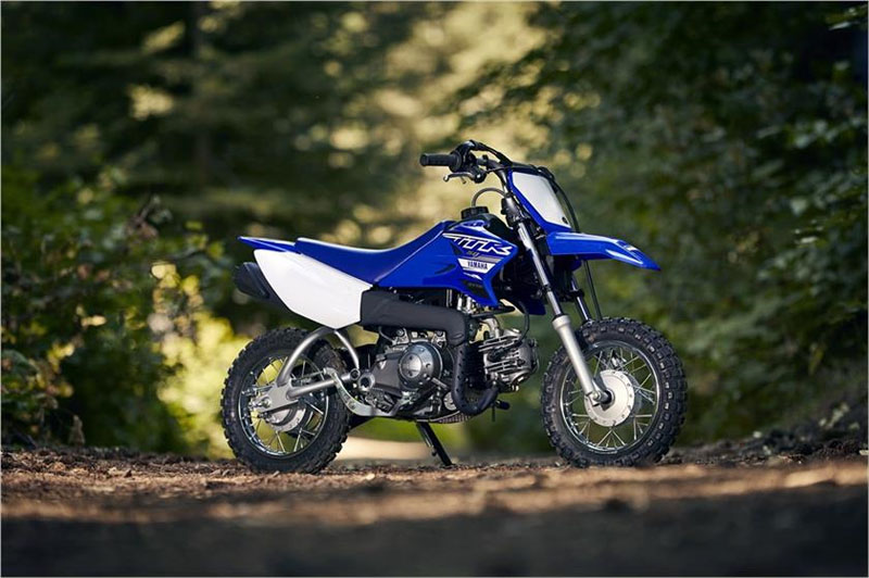 2019 Yamaha TT-R50E in Coloma, Michigan - Photo 4