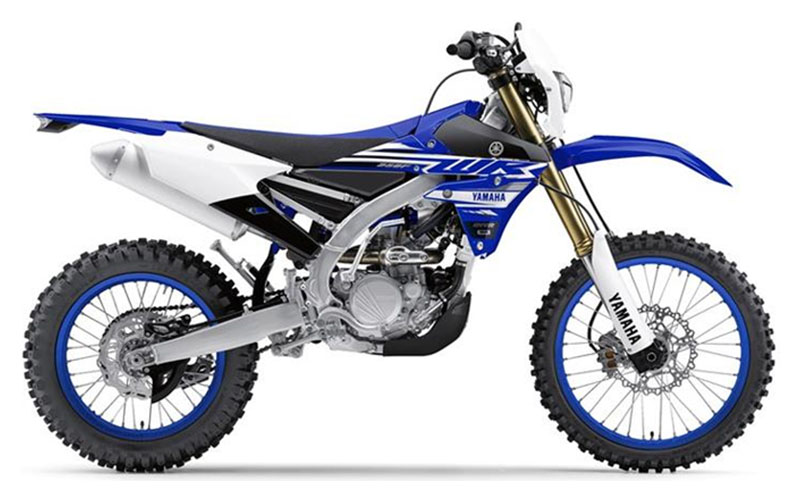 2019 Yamaha WR250F in Simi Valley, California - Photo 1