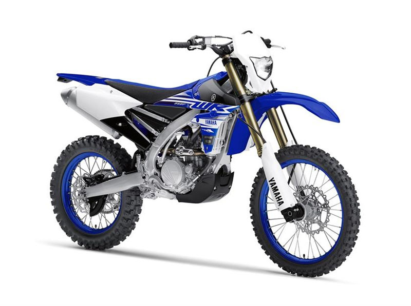 2019 Yamaha WR250F in Victorville, California - Photo 3