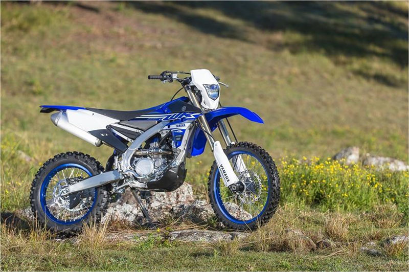 2019 Yamaha WR250F in Greenville, North Carolina