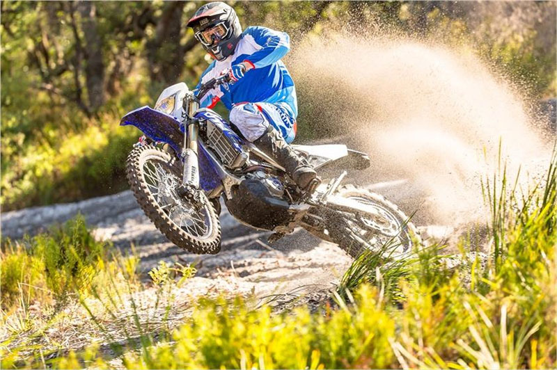 2019 Yamaha WR250F in Simi Valley, California - Photo 8