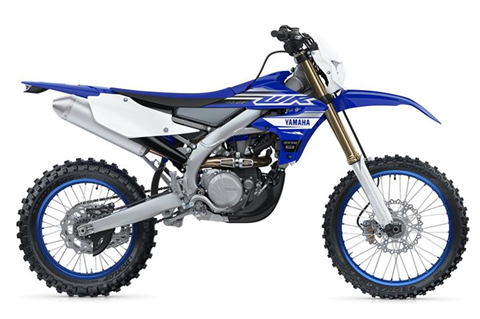2019 Yamaha WR450F in Coloma, Michigan