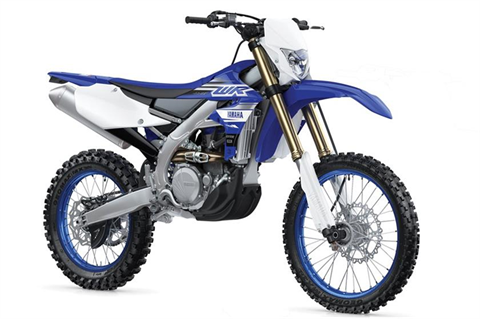 2019 Yamaha WR450F in Galeton, Pennsylvania