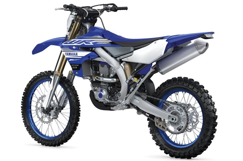 2019 Yamaha WR450F in Victorville, California - Photo 3