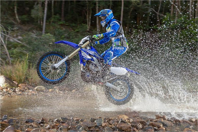 2019 Yamaha WR450F in Moline, Illinois