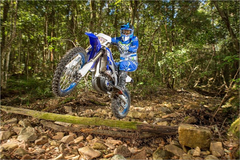 2019 Yamaha WR450F in Mount Vernon, Ohio - Photo 5