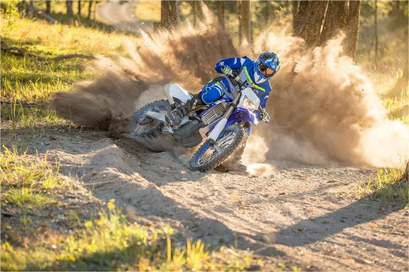 2019 Yamaha WR450F in Belle Plaine, Minnesota