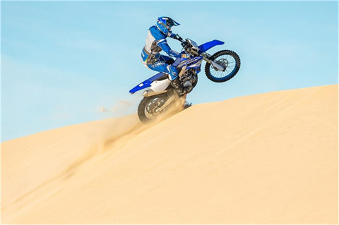 2019 Yamaha WR450F in Colorado Springs, Colorado