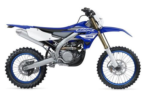 2019 Yamaha WR450F in Johnson City, Tennessee