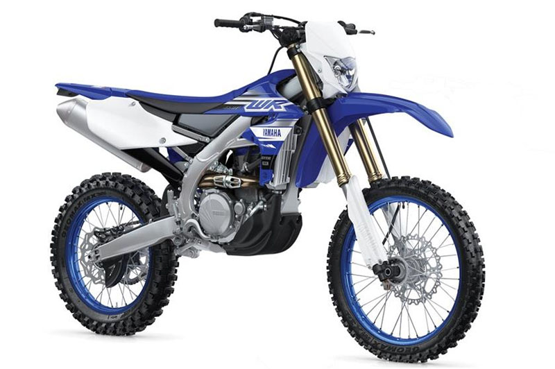 2019 Yamaha WR450F in Greenville, North Carolina - Photo 2