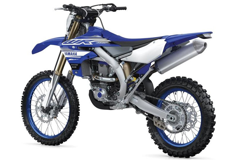 2019 Yamaha WR450F in Metuchen, New Jersey - Photo 3