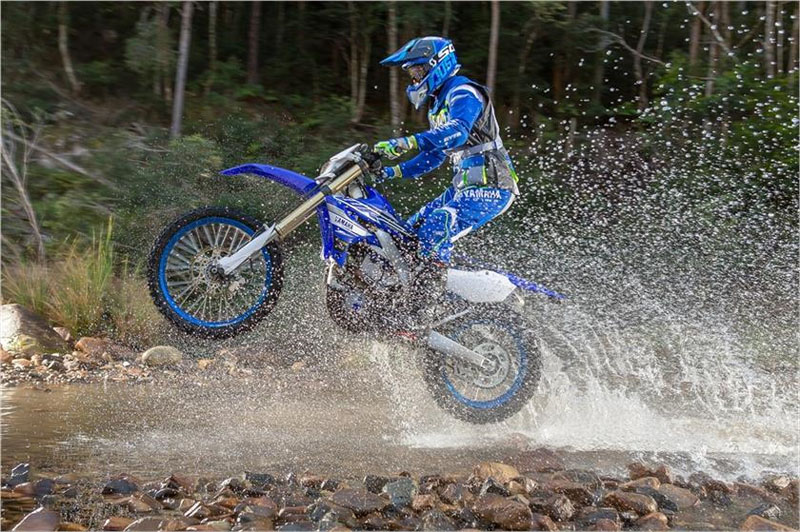 2019 Yamaha WR450F in Geneva, Ohio - Photo 4