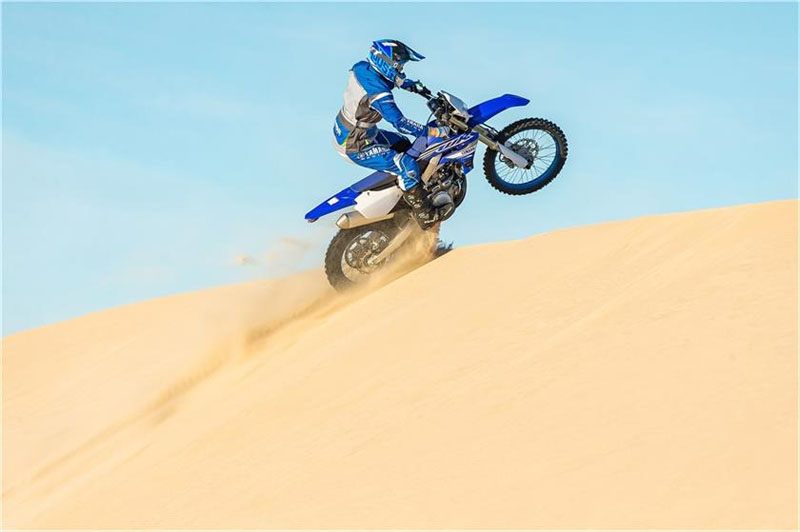 2019 Yamaha WR450F in Metuchen, New Jersey - Photo 8