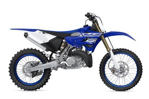 2019 Yamaha YZ250X in Baldwin, Michigan