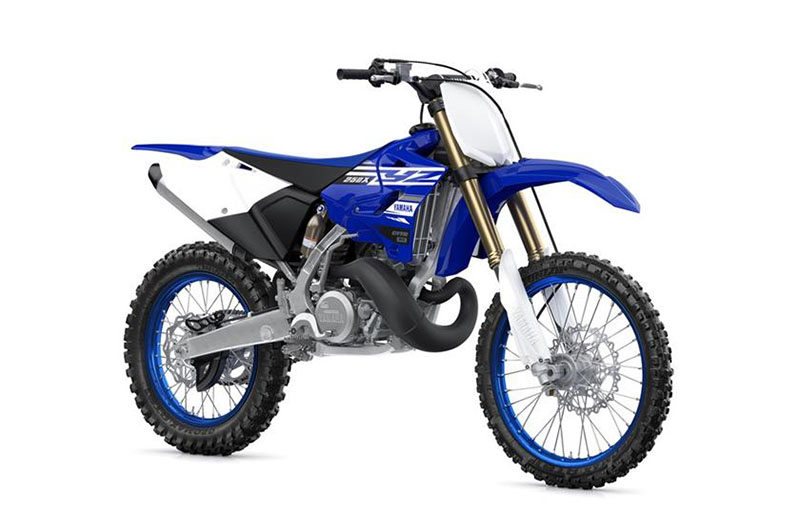2019 Yamaha YZ250X in Franklin, Ohio - Photo 2
