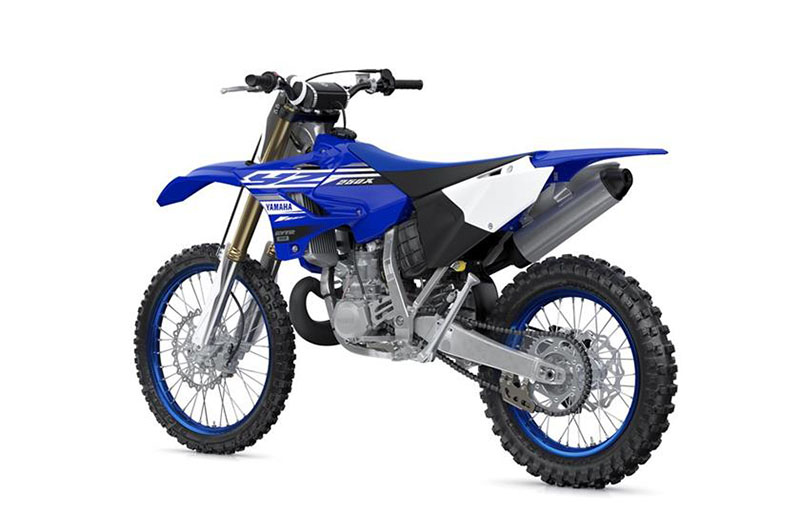 2019 Yamaha YZ250X in Santa Clara, California - Photo 3