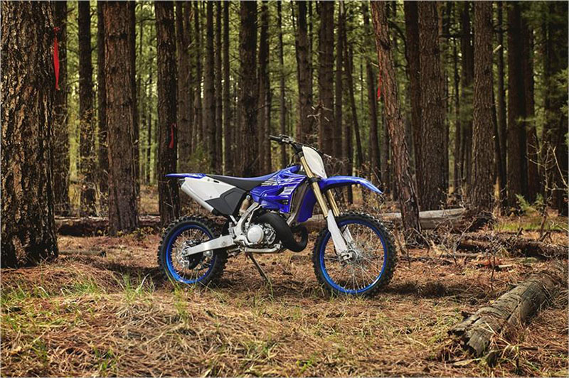 2019 Yamaha YZ250X in Lakeport, California
