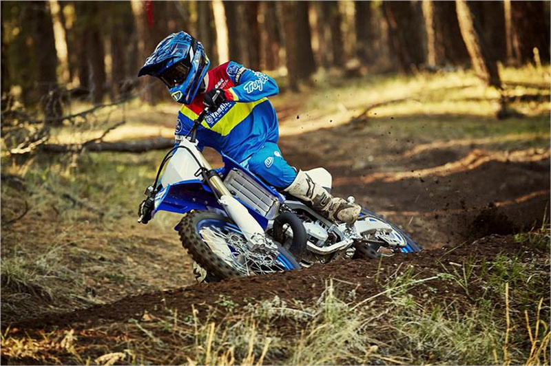 2019 Yamaha YZ250X in Clarence, New York