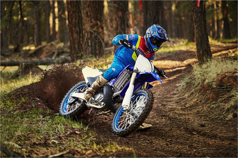 2019 Yamaha YZ250X in Goleta, California