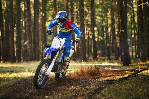 2019 Yamaha YZ250X in Huron, Ohio