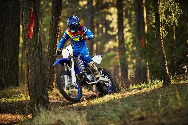 2019 Yamaha YZ250X in Franklin, Ohio