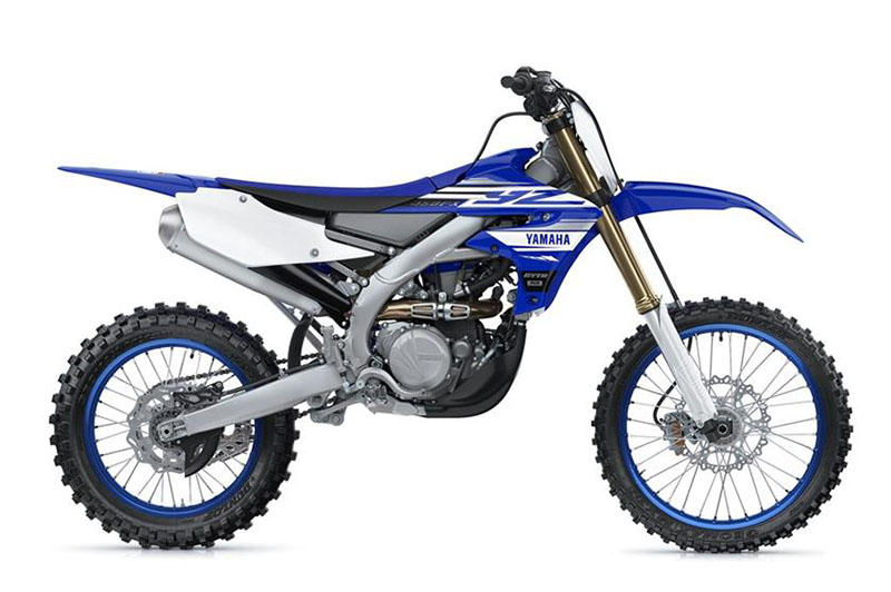 2019 Yamaha YZ450FX in Coloma, Michigan