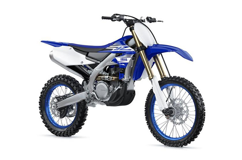 2019 Yamaha YZ450FX in Cumberland, Maryland