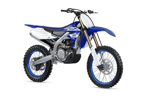 2019 Yamaha YZ450FX in Cambridge, Ohio