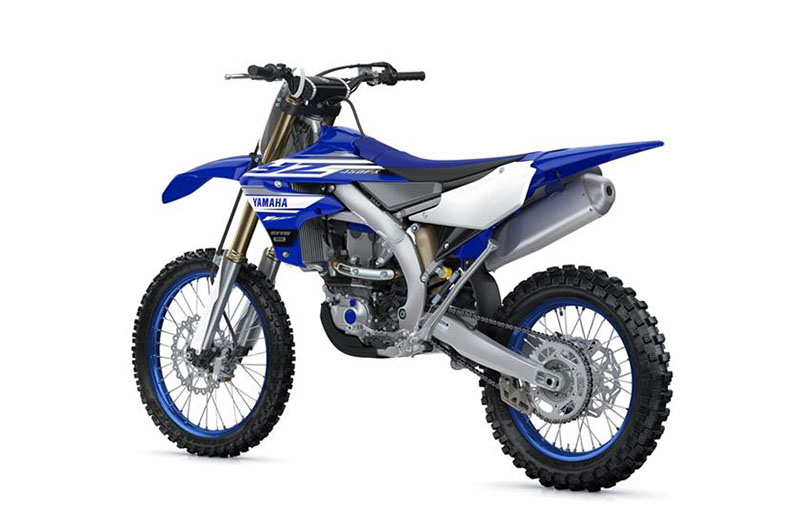 2019 Yamaha YZ450FX in Dimondale, Michigan