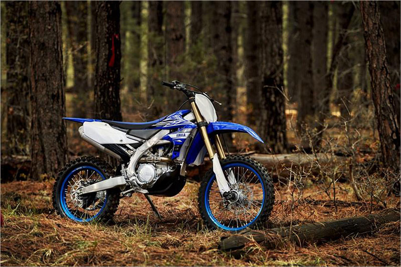 2019 Yamaha YZ450FX in Geneva, Ohio - Photo 4