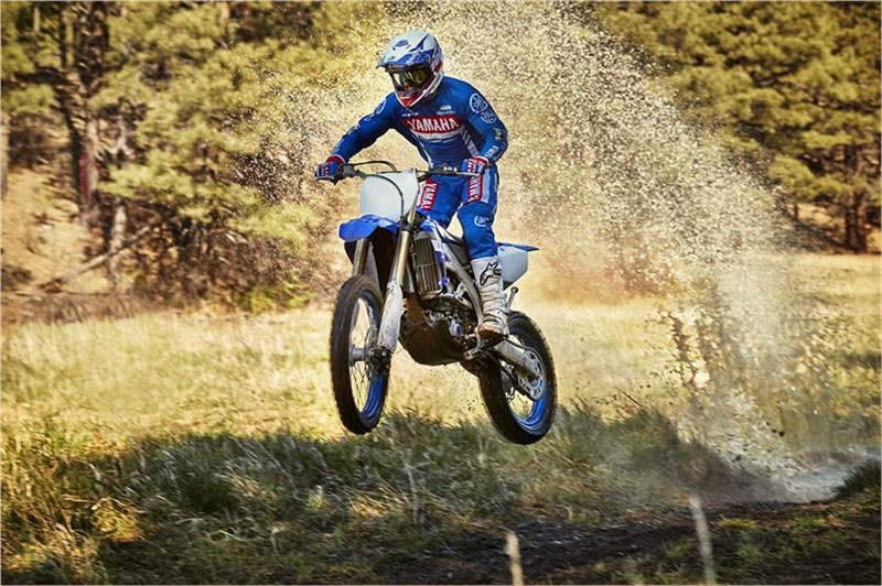 2019 Yamaha YZ450FX in Modesto, California - Photo 5