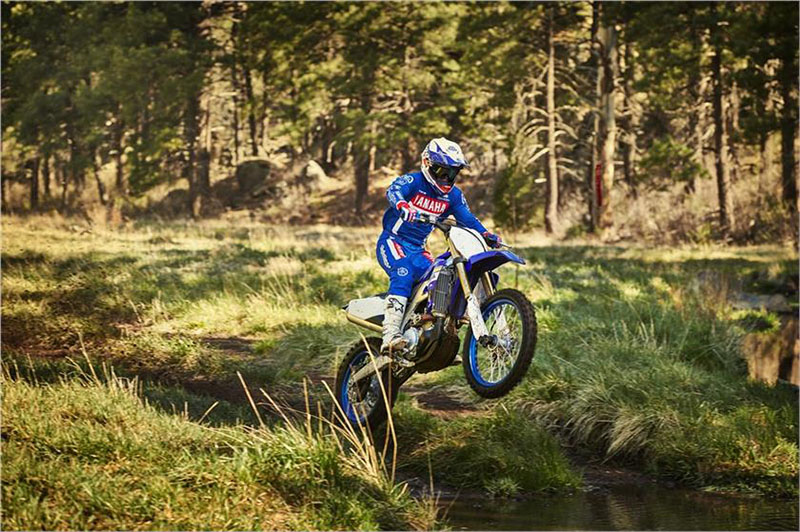 2019 Yamaha YZ450FX in Derry, New Hampshire - Photo 6