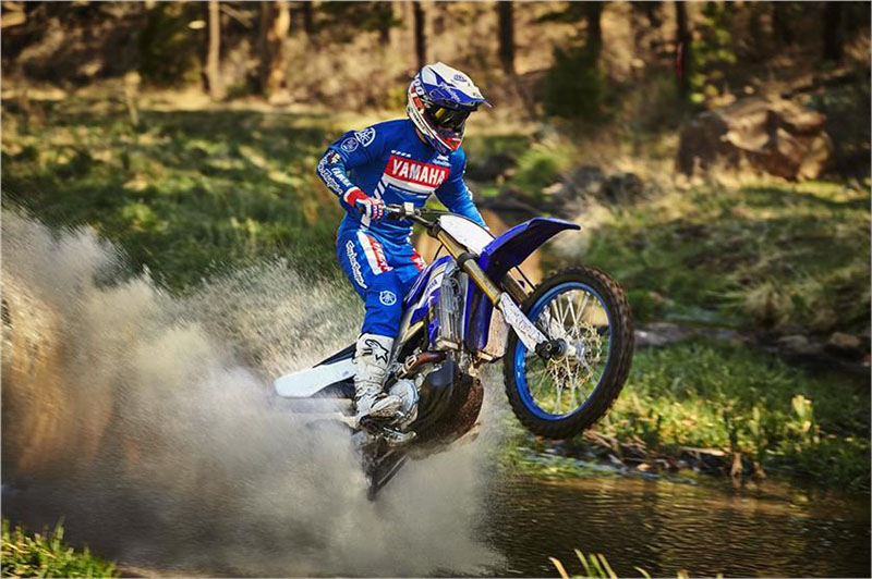 2019 Yamaha YZ450FX in Lumberton, North Carolina