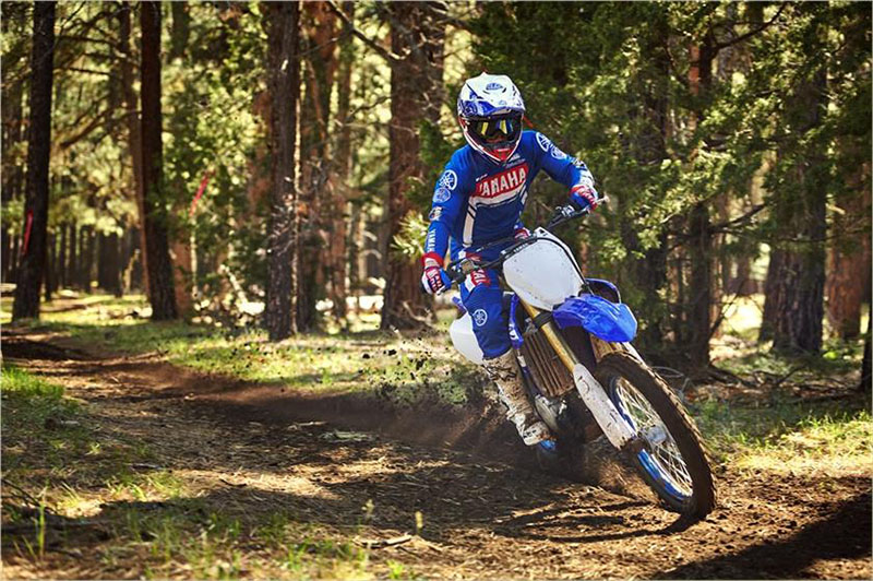 2019 Yamaha YZ450FX in Greenville, North Carolina