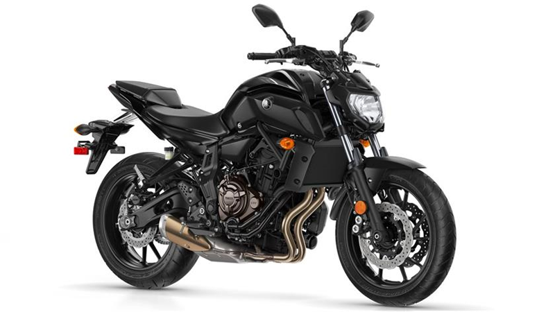 2019 Yamaha MT-07 in Denver, Colorado