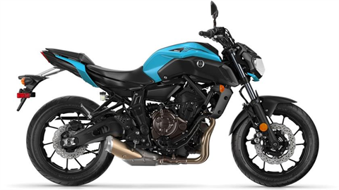 2019 Yamaha MT-07 in Pine Grove, Pennsylvania
