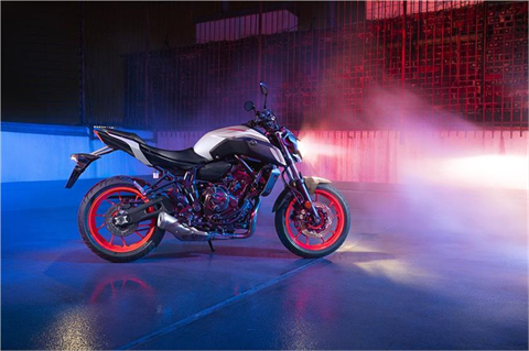 2019 Yamaha MT-07 in San Marcos, California