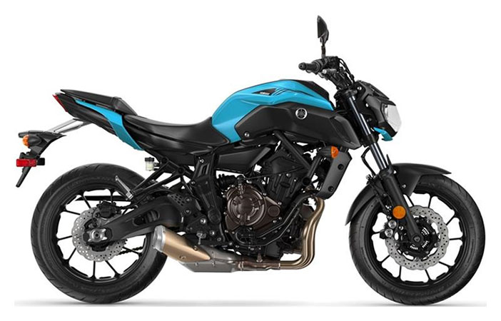 2019 Yamaha MT-07 in Allen, Texas