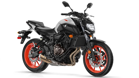 2019 Yamaha MT-07 in Brewton, Alabama