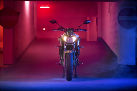 2019 Yamaha MT-07 in Cumberland, Maryland