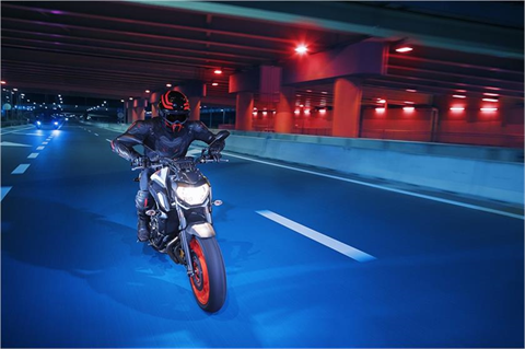 2019 Yamaha MT-07 in Statesville, North Carolina