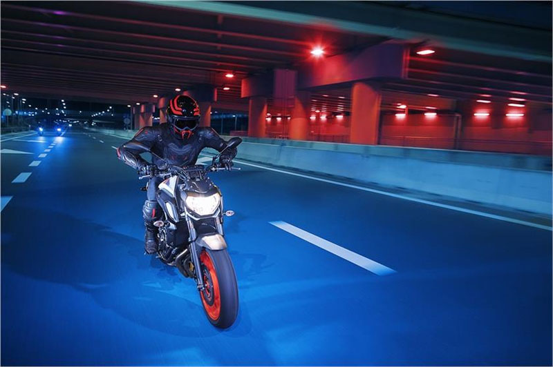 2019 Yamaha MT-07 in San Marcos, California - Photo 7