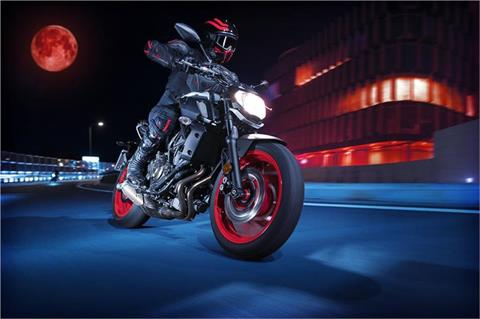 2019 Yamaha MT-07 in Santa Clara, California - Photo 8