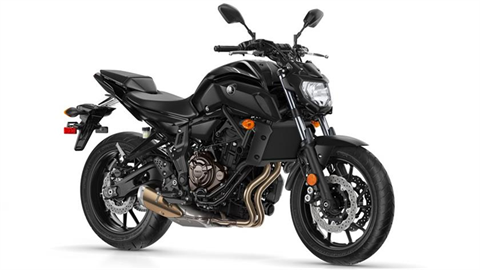 2019 Yamaha MT-07 in Waynesburg, Pennsylvania